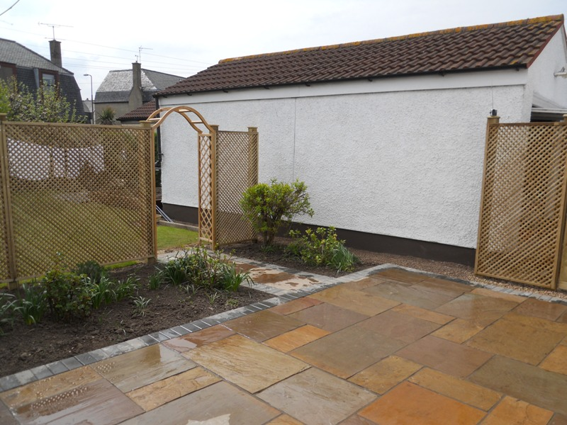 Trellis Work & Fencing 3