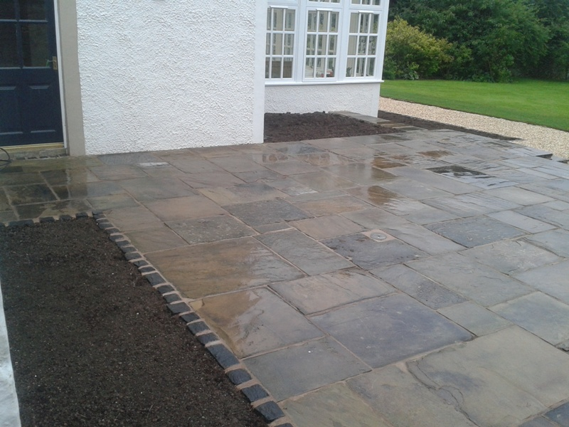 Reclaimed Paving 7