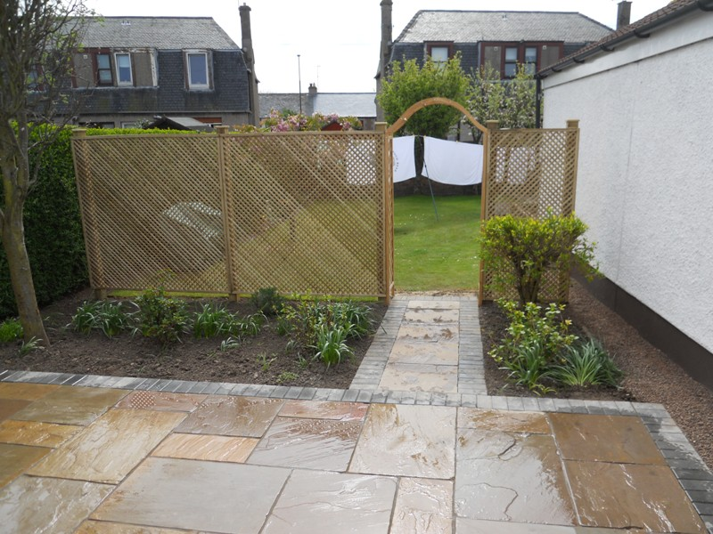 Trellis Work & Fencing 4