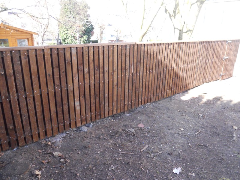 Trellis Work & Fencing 1