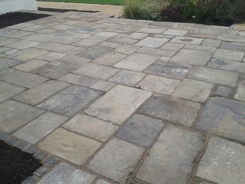 Reclaimed Paving 4