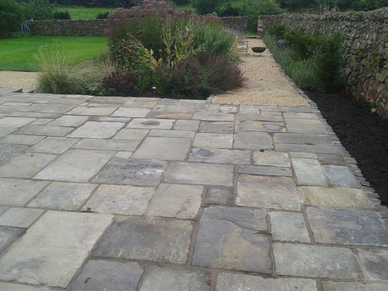 Reclaimed Paving 6