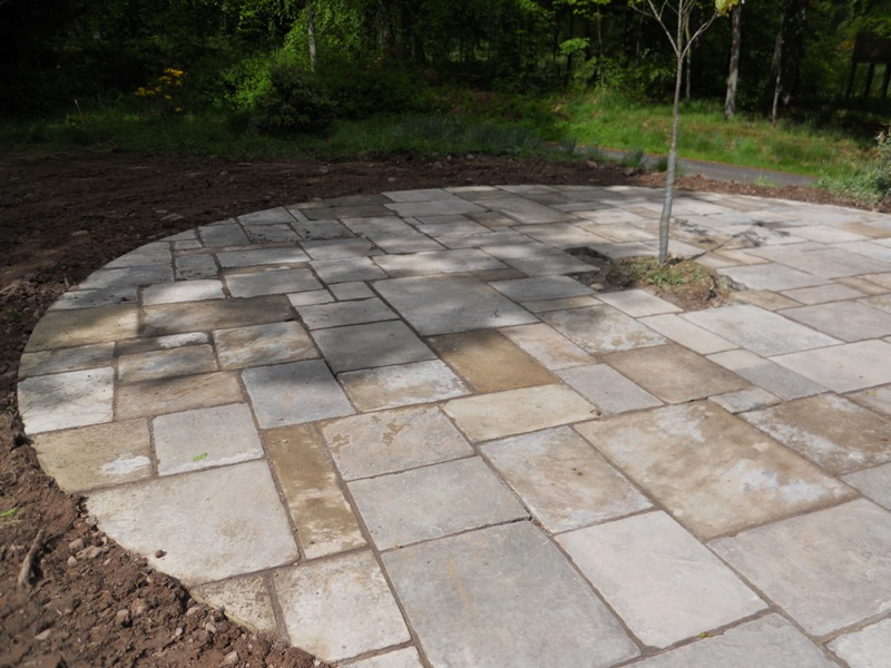 Reclaimed Paving 2