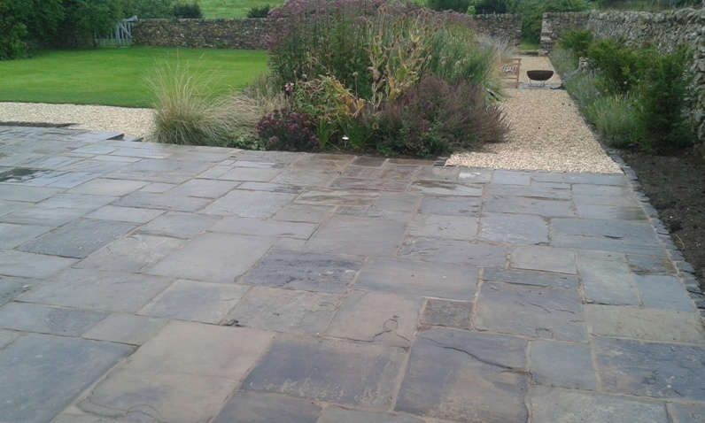Reclaimed Paving 5